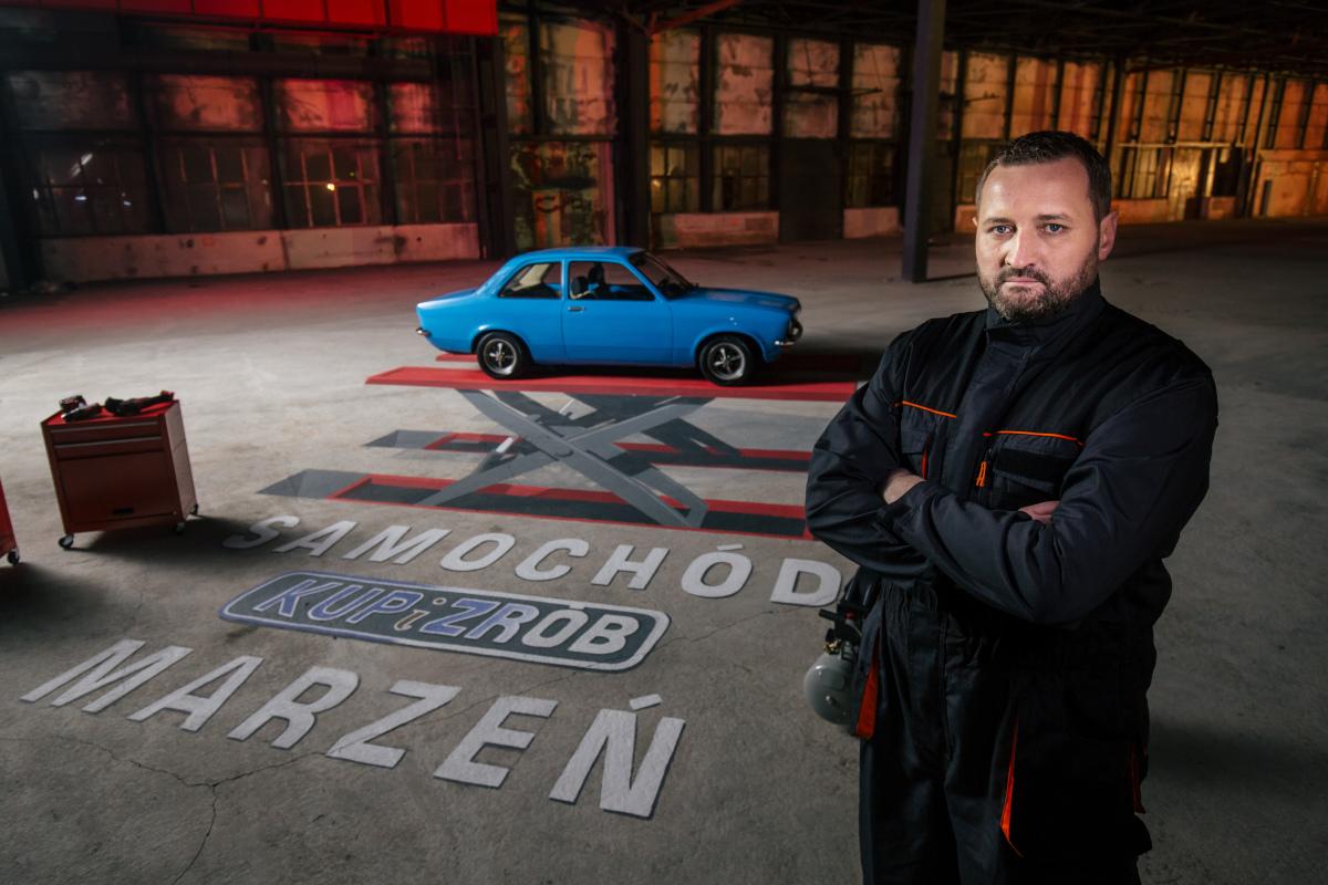 Samochód marzeń: kup i zrób - seria 9, spot wiosna 2016